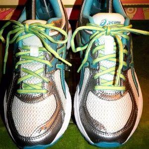Asics Womens Gel Contend 2 Running Shoe Size 9